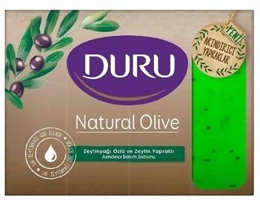 Duru Duru Natural Olive Zeytin Yapraklı Güzellik Sabunu 600 gr Renksiz
